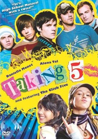 Taking 5 Poster #1