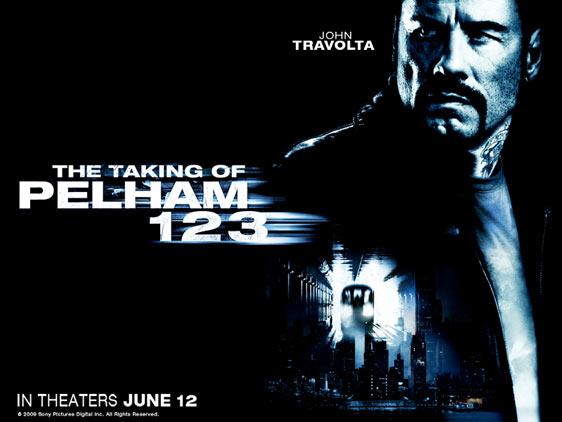 The Taking of Pelham 1 2 3 Poster #3