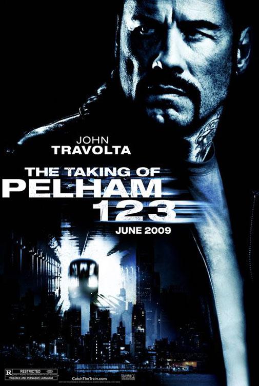 The Taking of Pelham 1 2 3 Poster #5