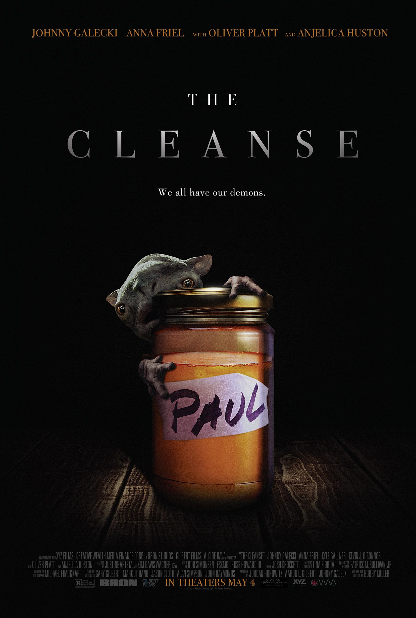 The Cleanse Poster #1