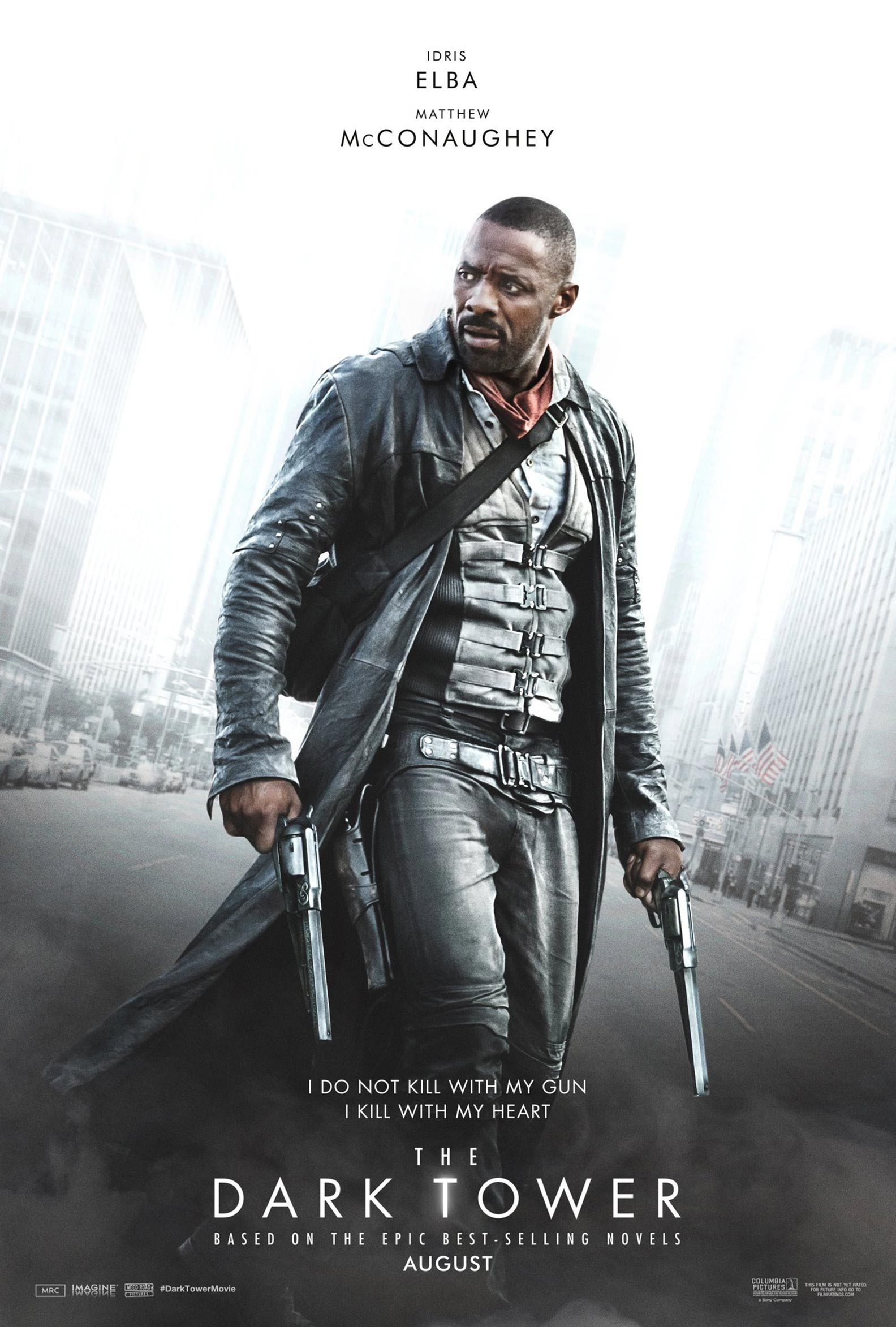 The Dark Tower Poster #5