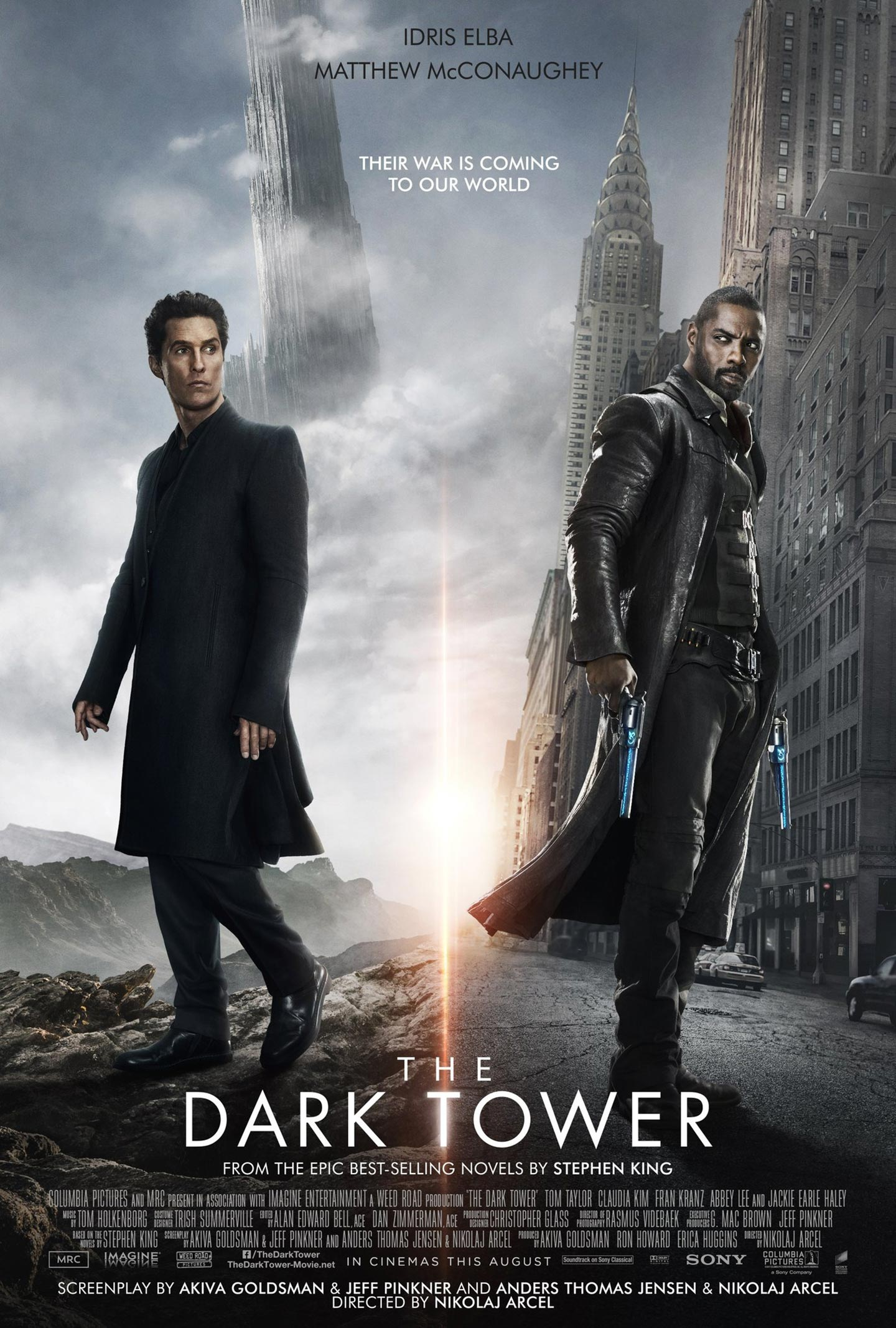The Dark Tower Poster #6