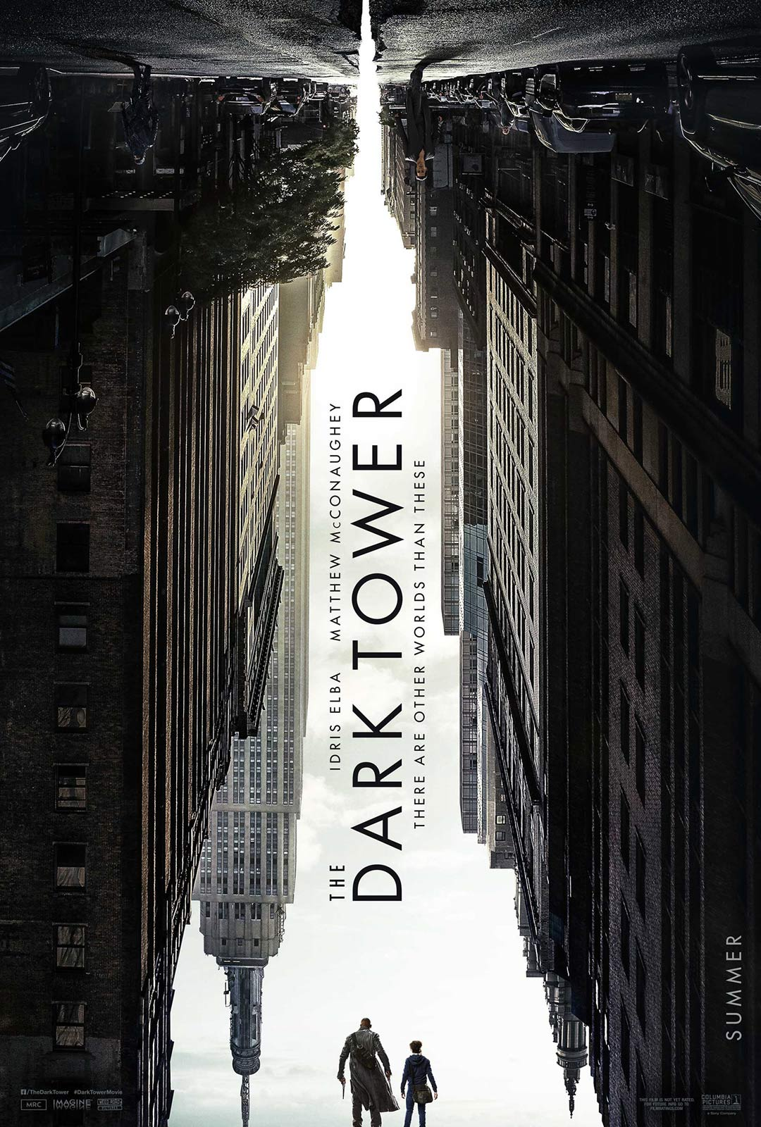 The Dark Tower Poster #1