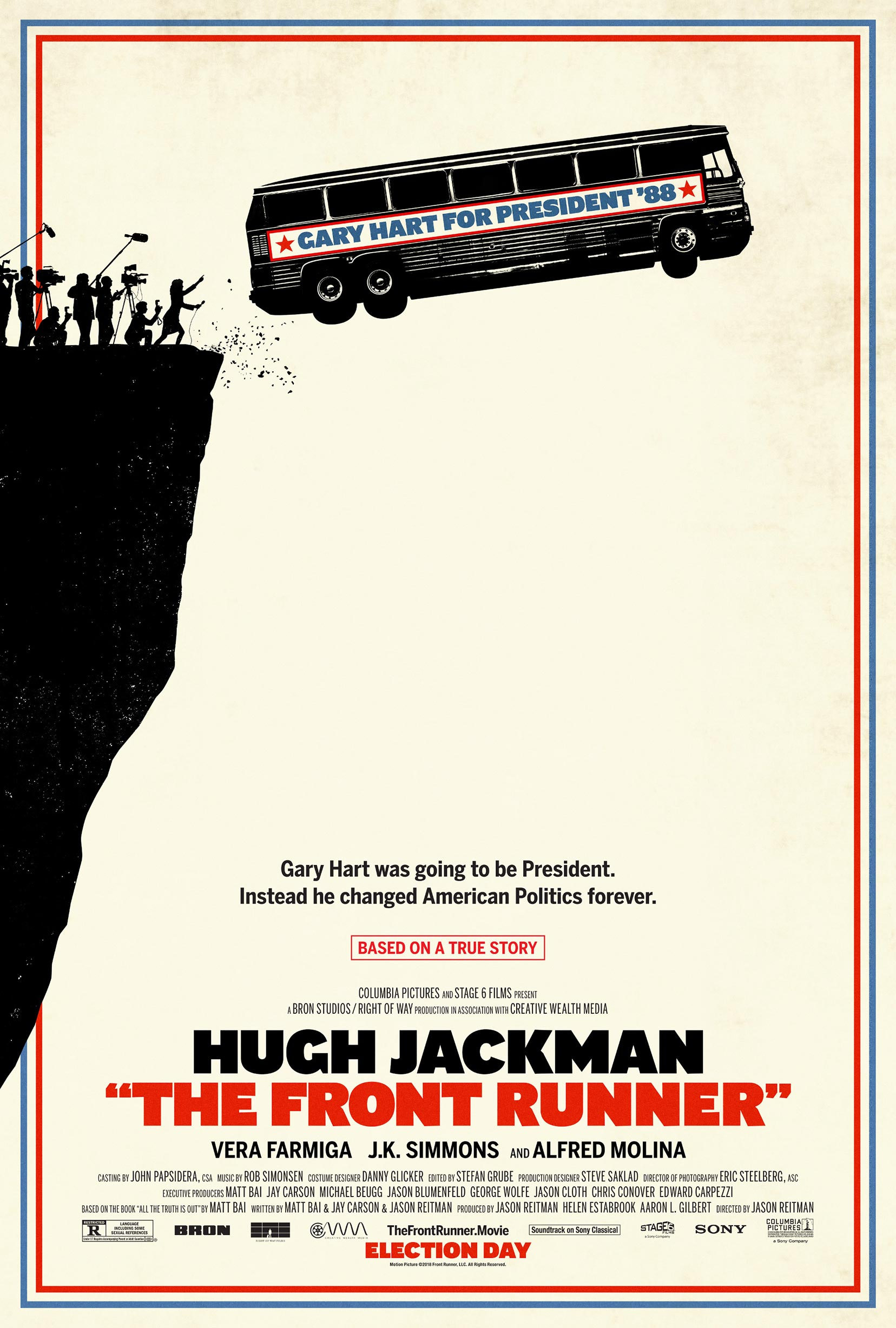 The Front Runner Poster #1