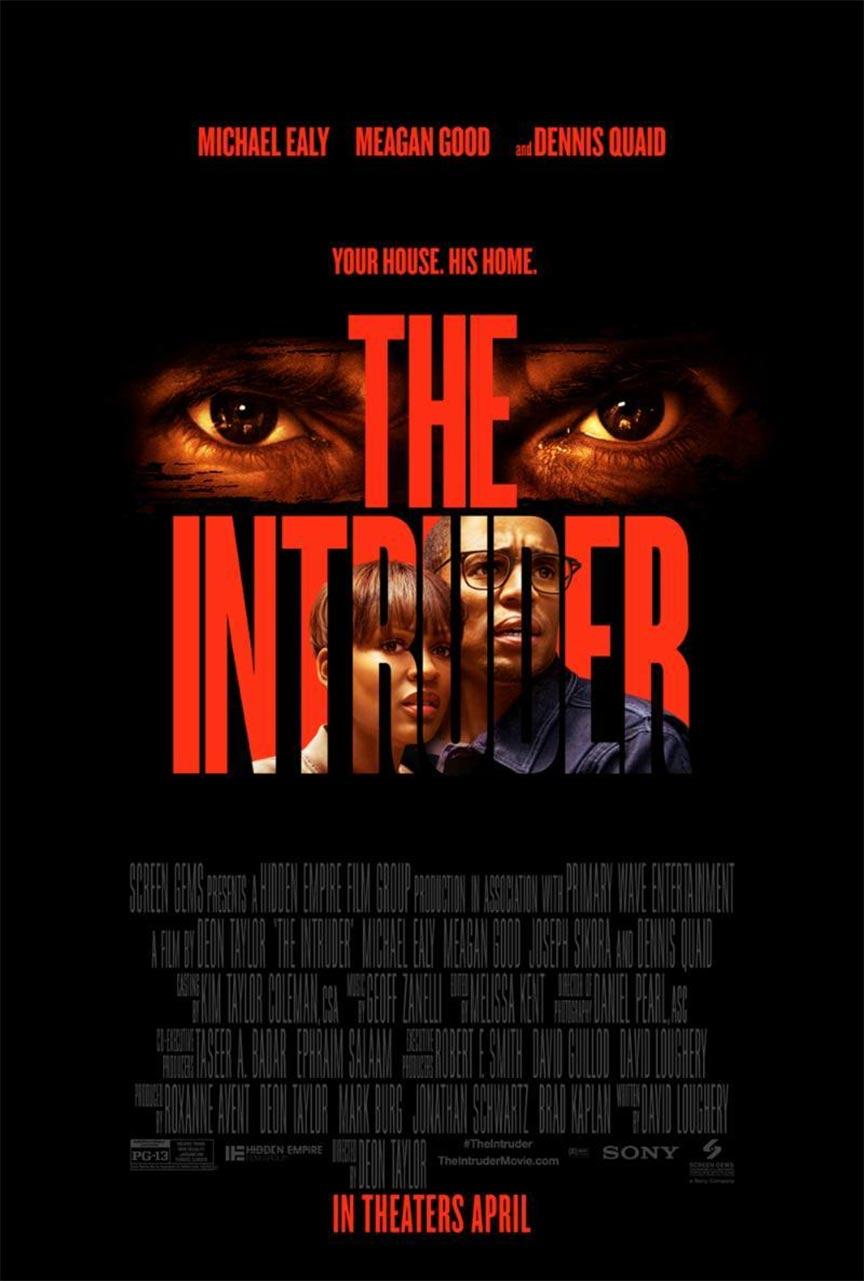 The Intruder Poster #1