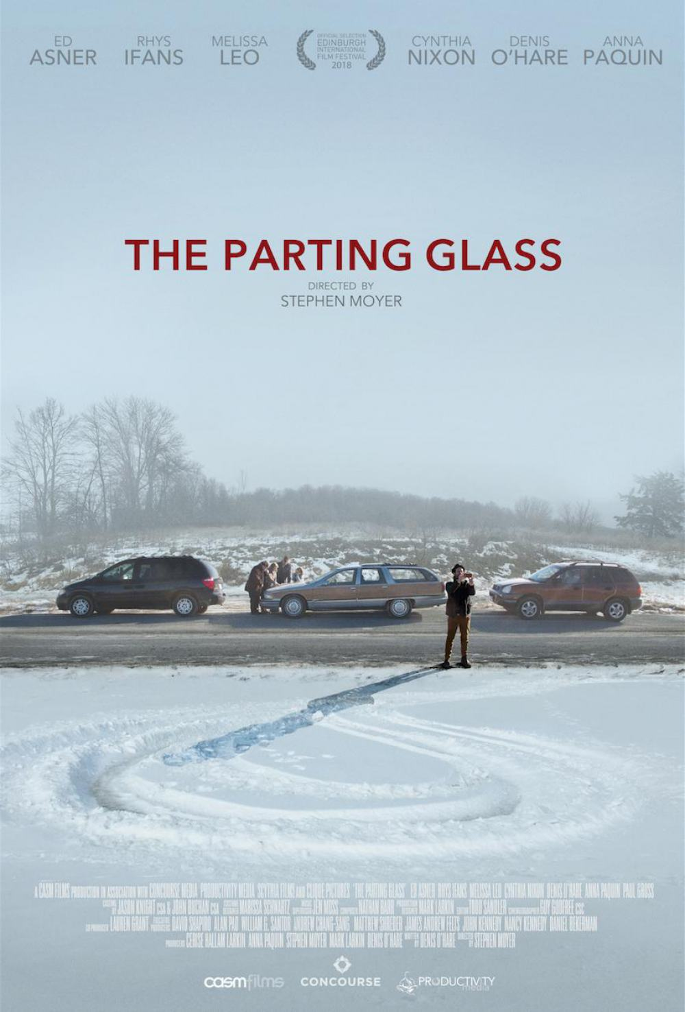 The Parting Glass Poster #1