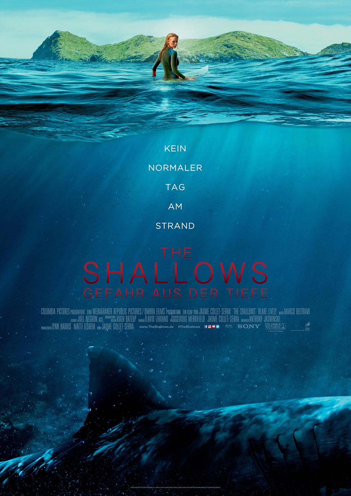 The Shallows Poster #2