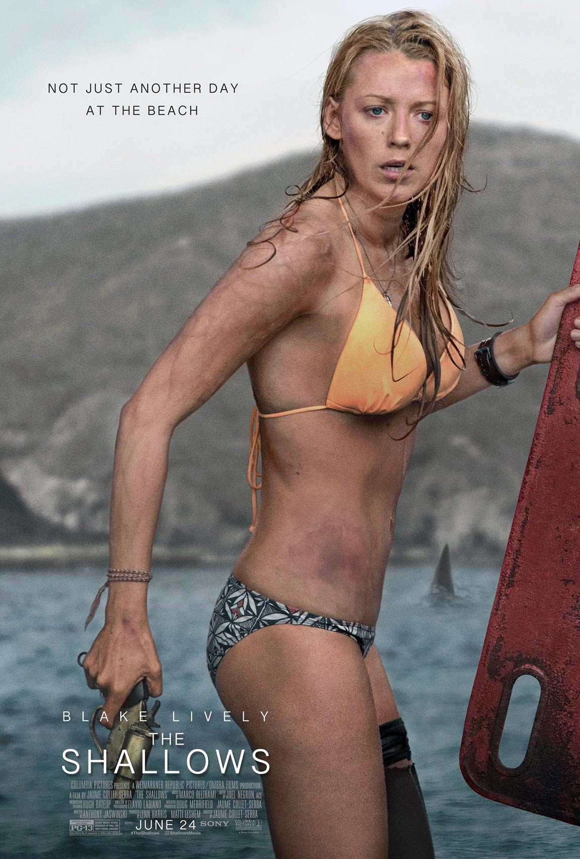 The Shallows Poster #4