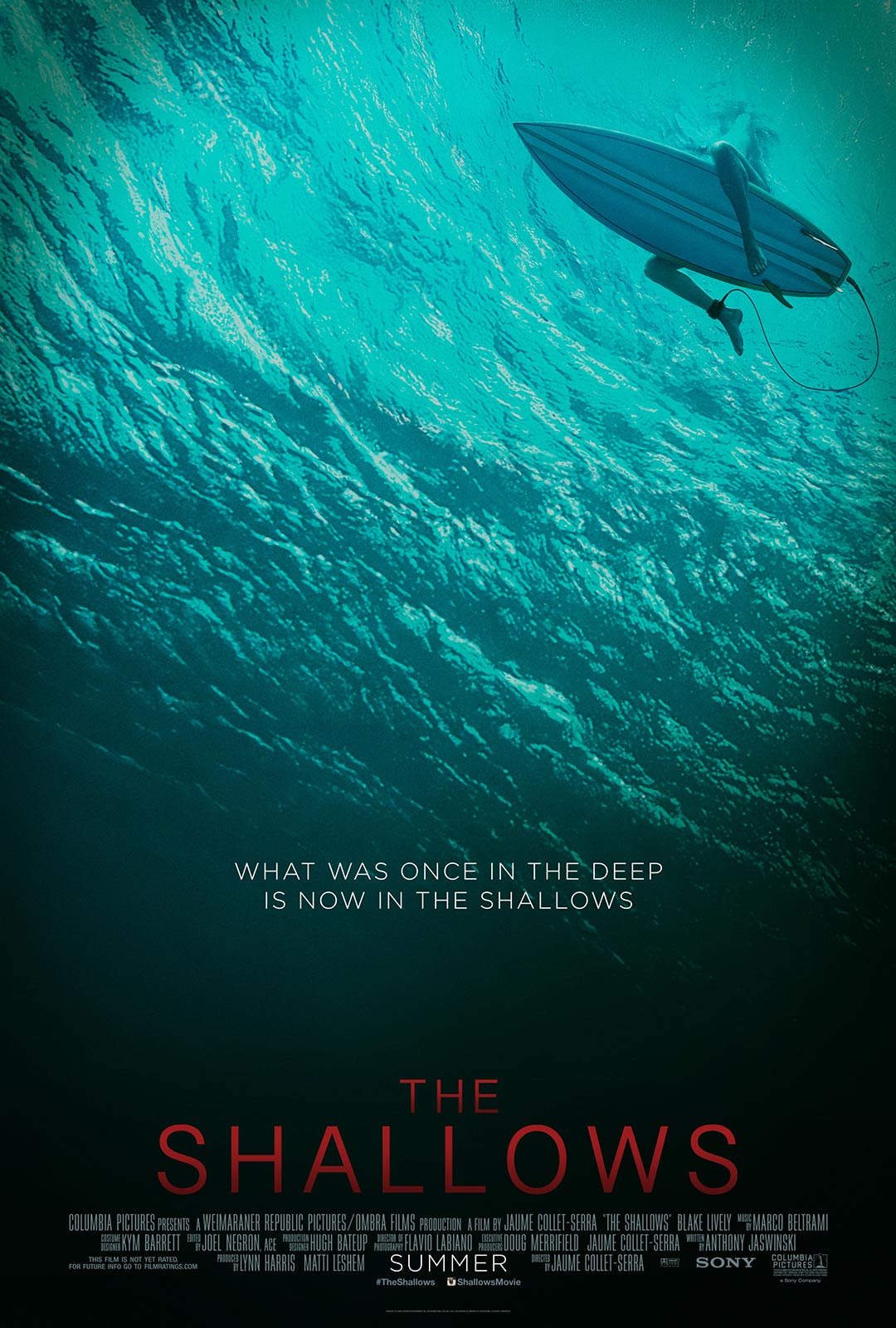 The Shallows Poster #1