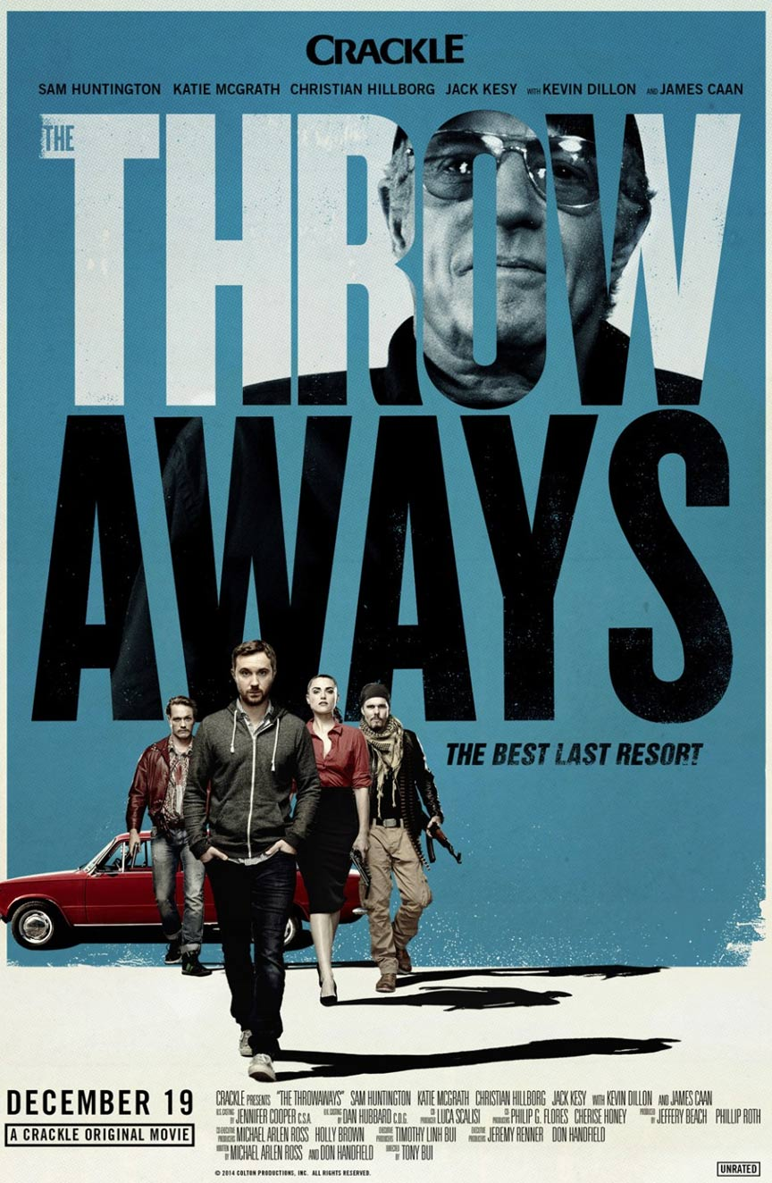 The Throwaways Poster #2