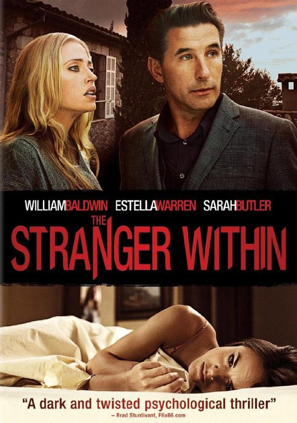 The Stranger Within Poster #1