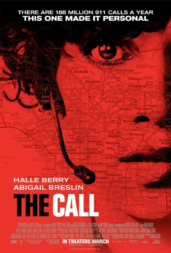 The Call Poster #1