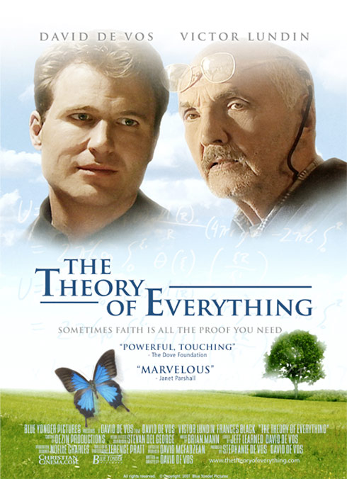 The Theory of Everything Poster #1