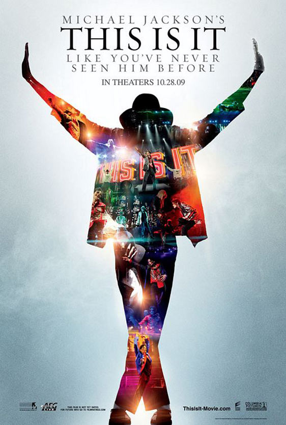 Michael Jackson's This Is It Poster #1