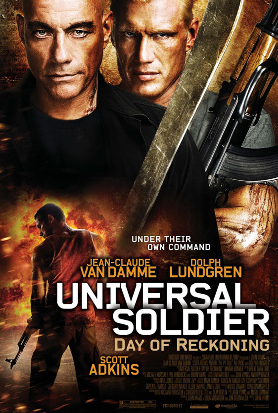 Universal Soldier: Day of Reckoning Poster #2