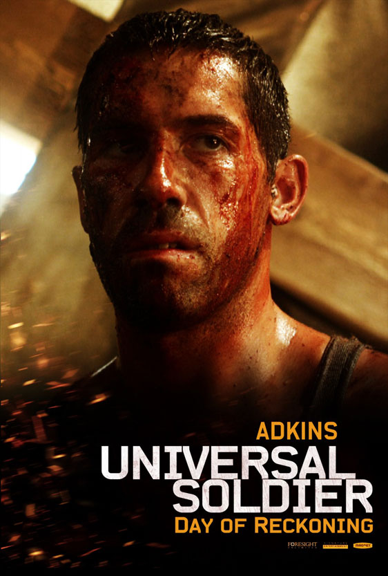 Universal Soldier: Day of Reckoning Poster #5
