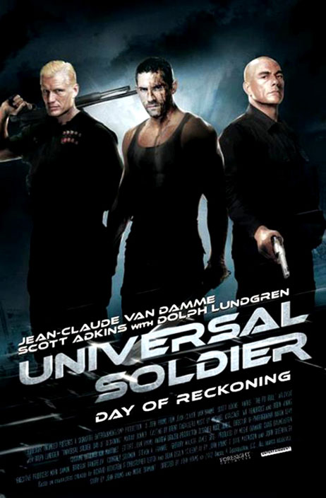 Universal Soldier: Day of Reckoning Poster #1