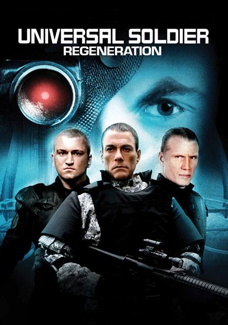 Universal Soldier: Regeneration Poster #1