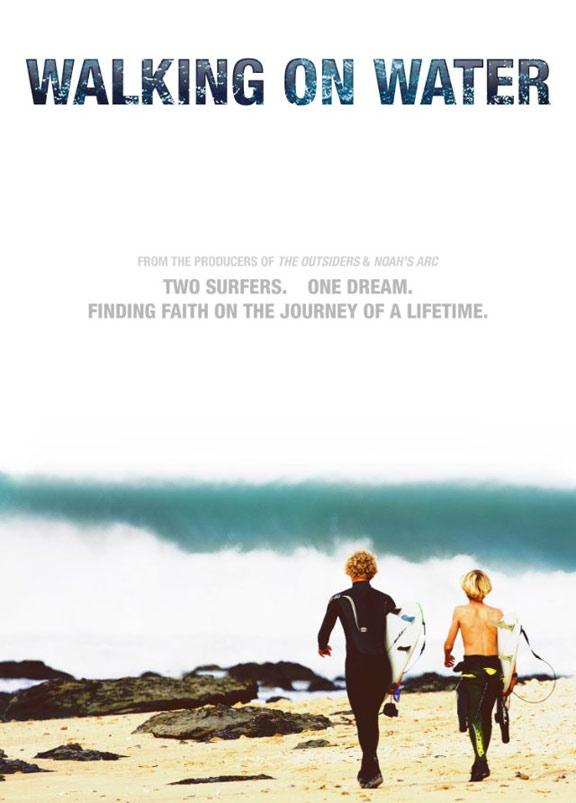 Walking on Water Poster #1