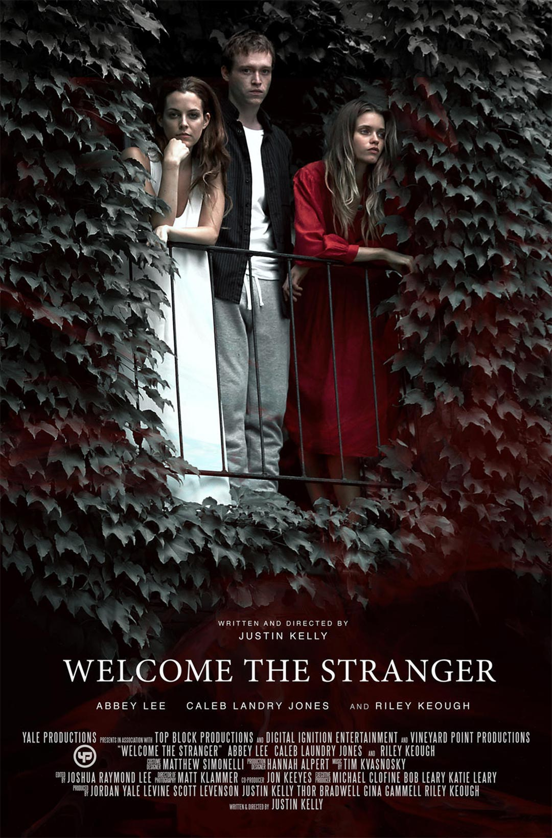Welcome the Stranger Poster #1