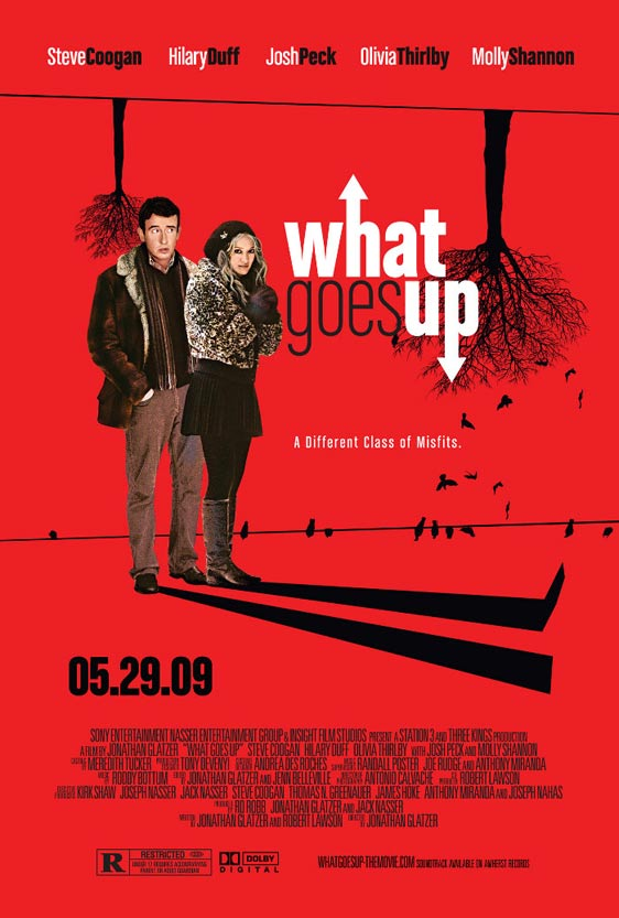 What Goes Up Poster #1