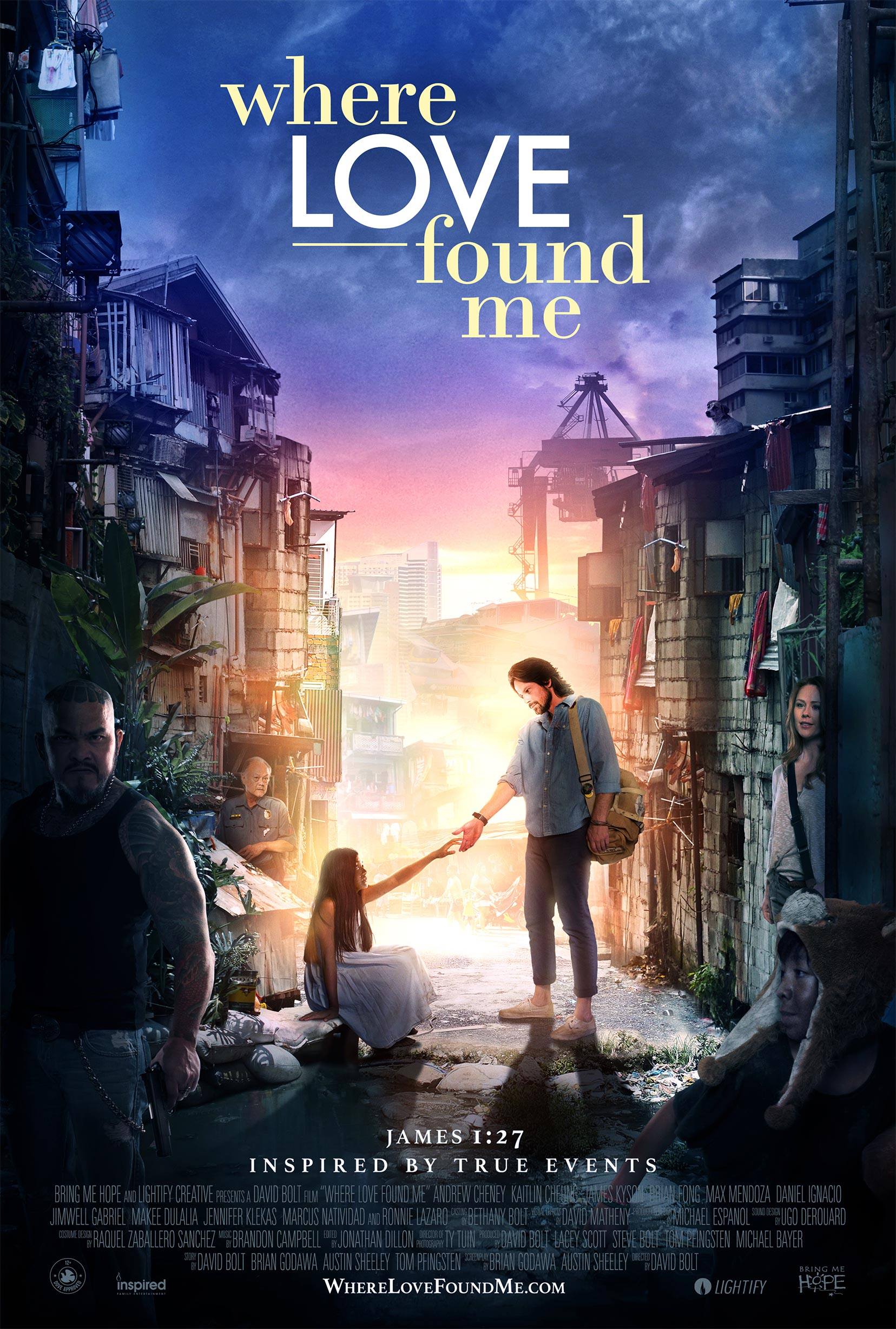 Where Love Found Me Poster #1
