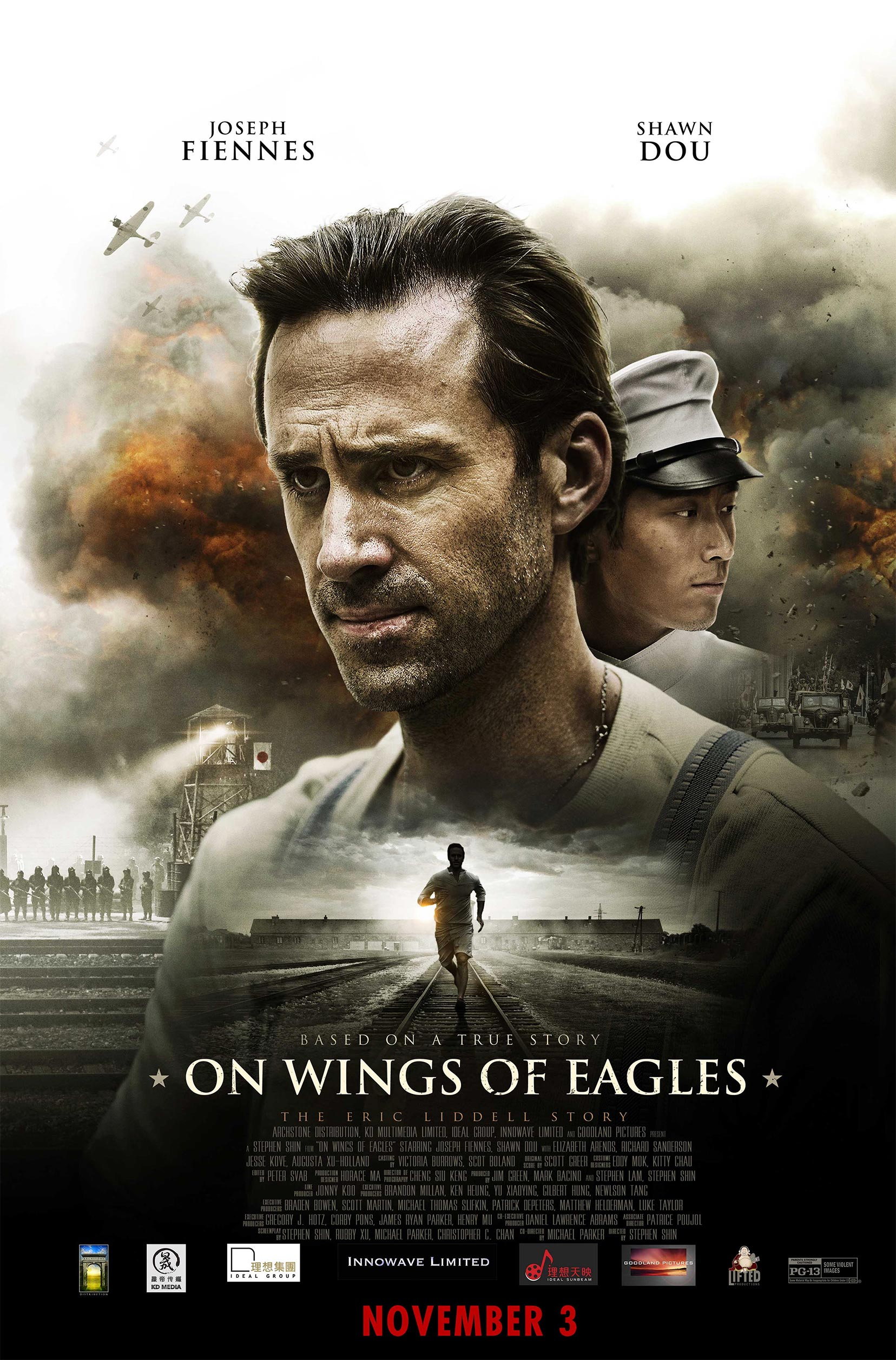 On Wings of Eagles Poster #1