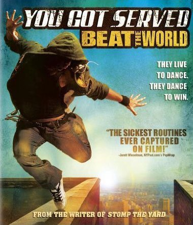 You Got Served: Beat the World Poster #1