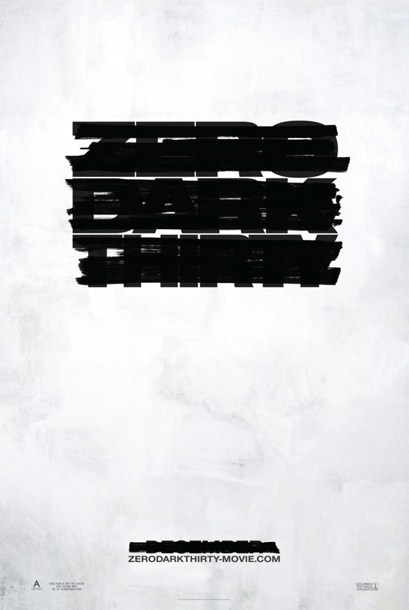 Zero Dark Thirty Poster #1