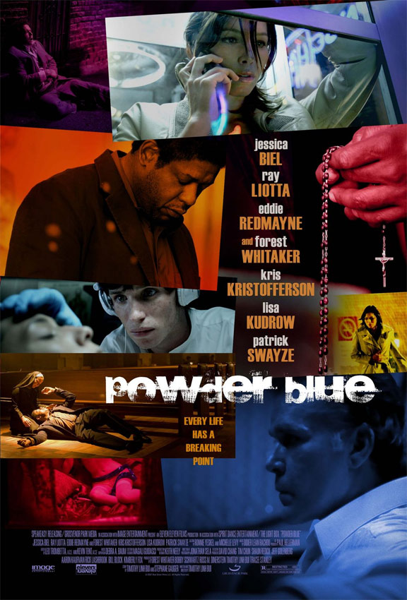 Powder Blue Poster #1