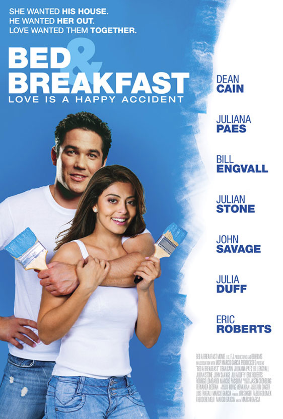 Bed & Breakfast Poster #1