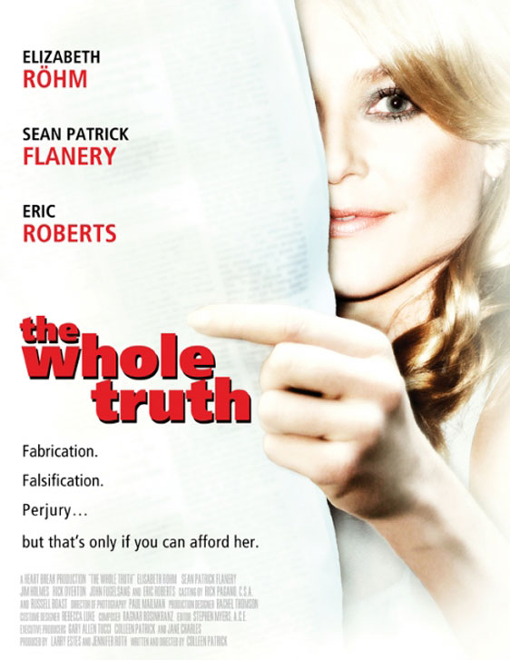 The Whole Truth Poster #1