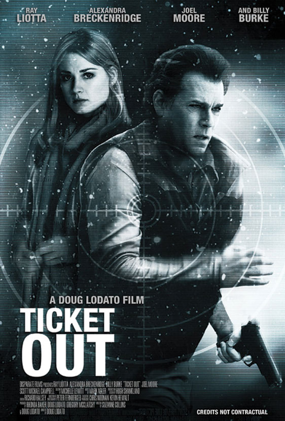 Ticket Out Poster #1