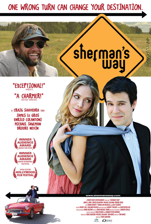 Sherman's Way Poster #1