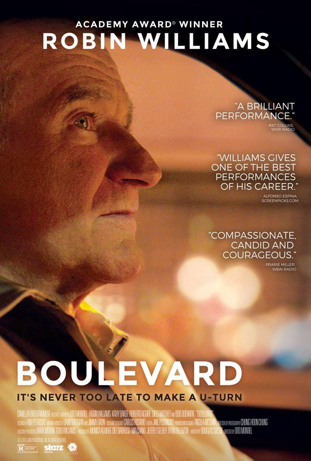Boulevard Poster #1