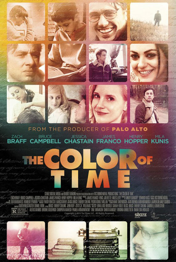 The Color of Time Poster #1