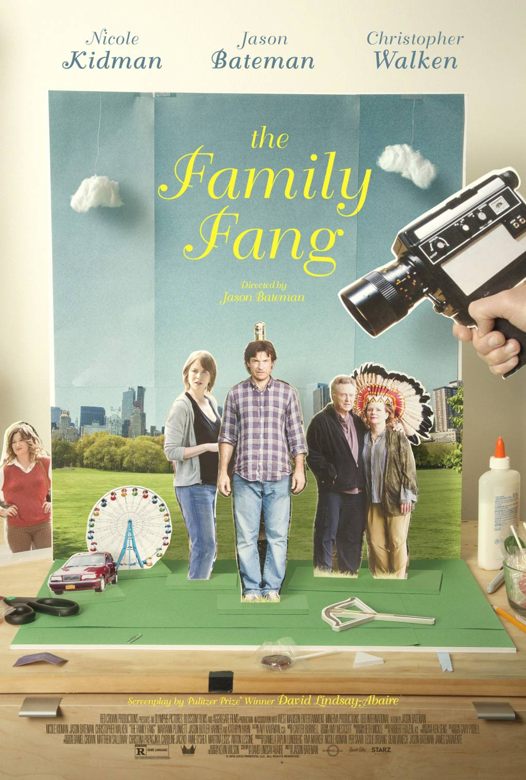 The Family Fang Poster #1