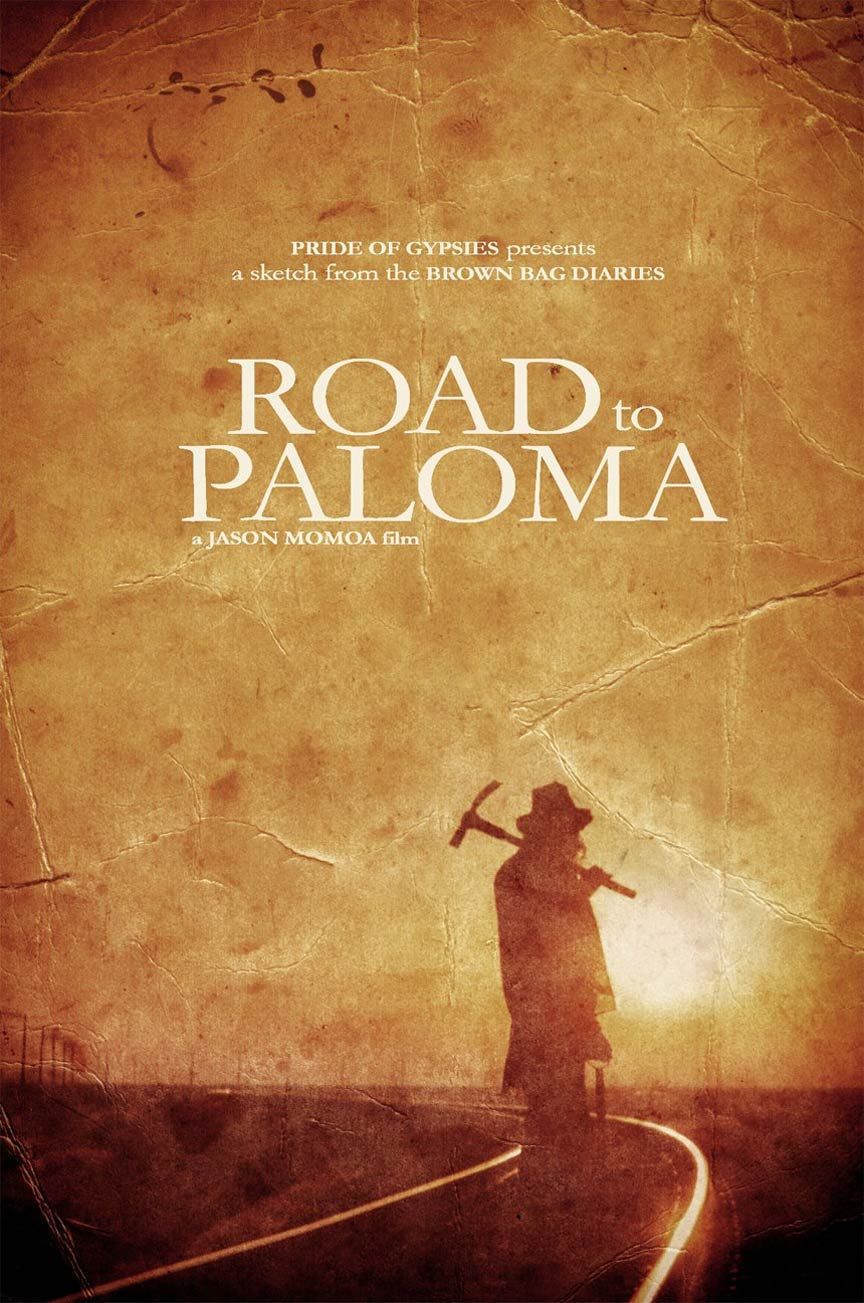 Road to Paloma Poster #2