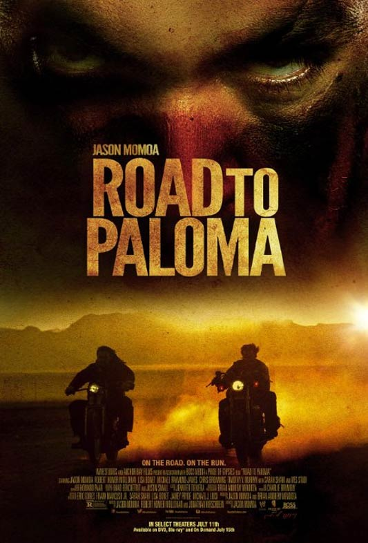 Road to Paloma Poster #1