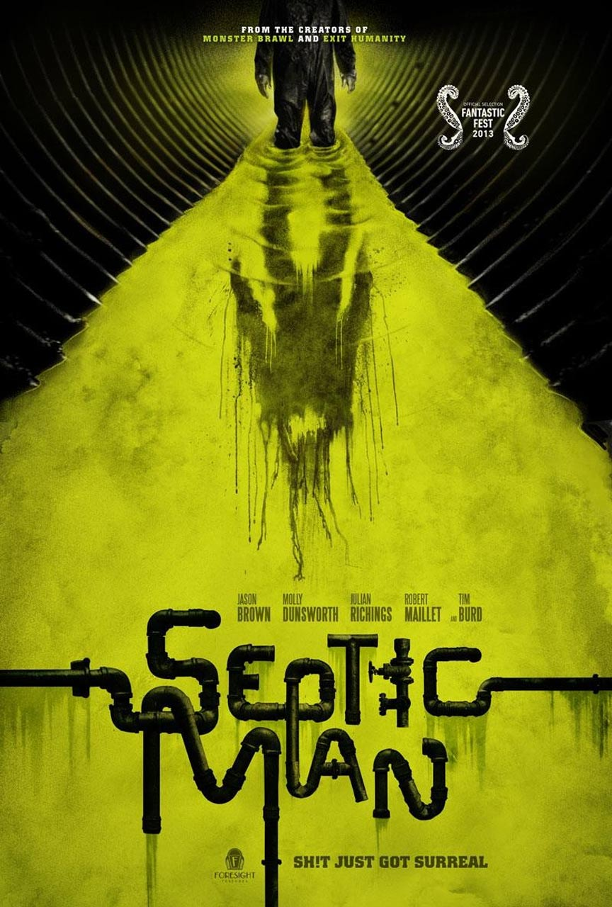 Septic Man Poster #2
