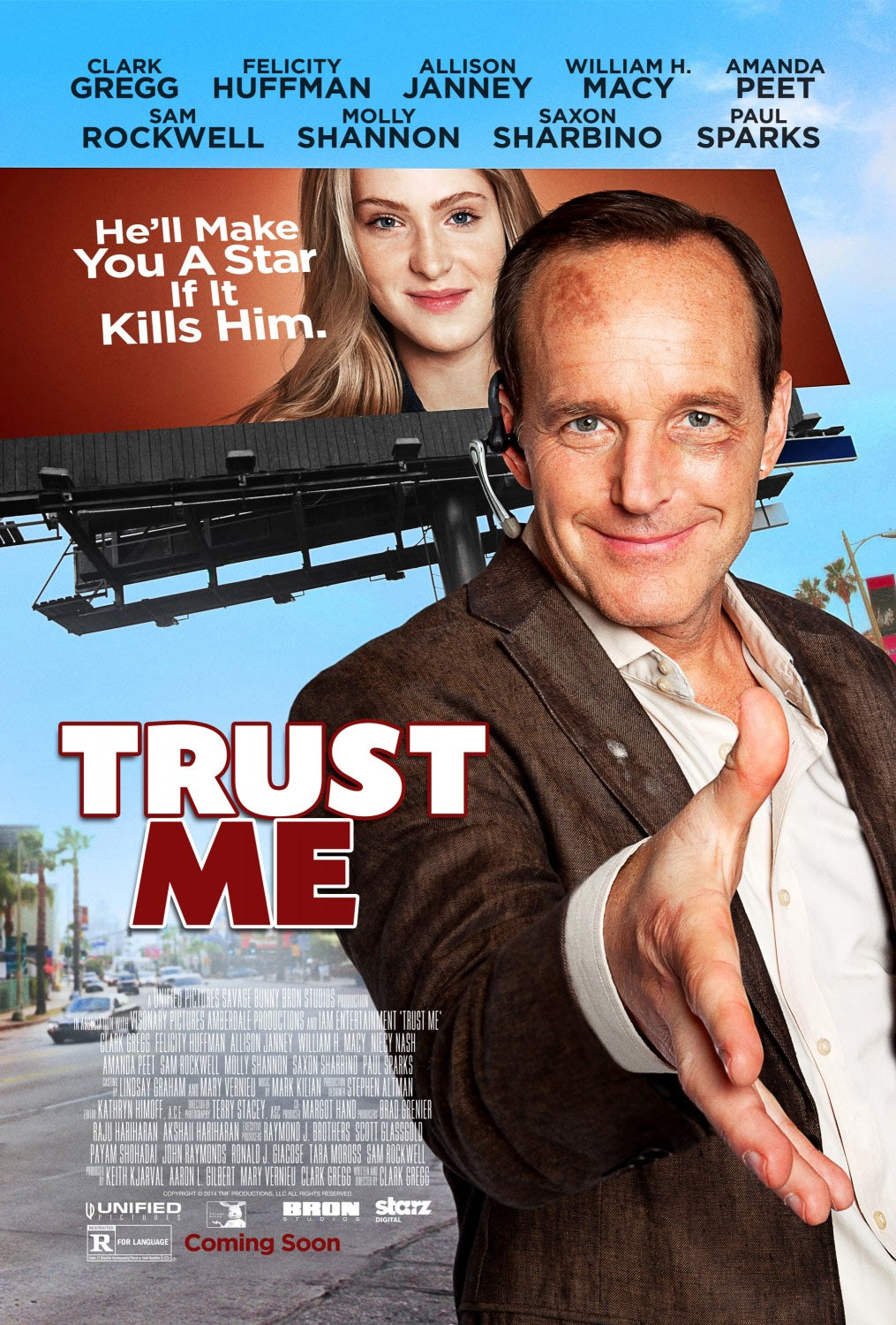 Trust Me Poster #1