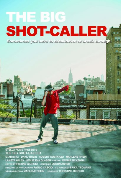 The Big Shot-Caller Poster #1