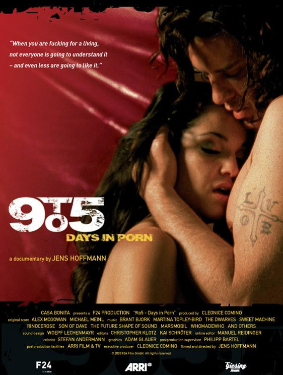 9 to 5: Days in Porn Poster #1
