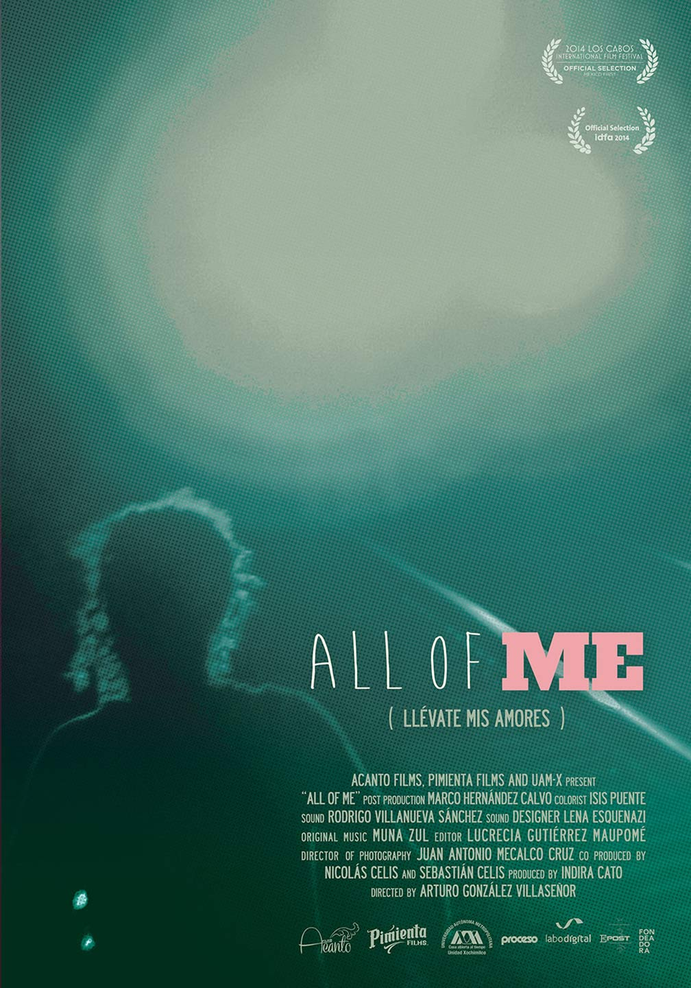 All of Me Poster #1