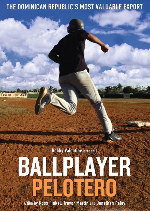 Ballplayer: Pelotero Poster #1
