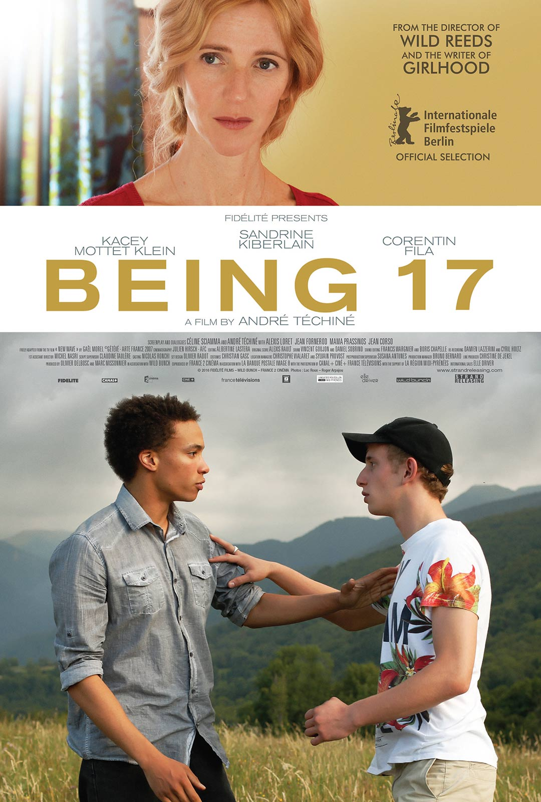 Being 17 Poster #1