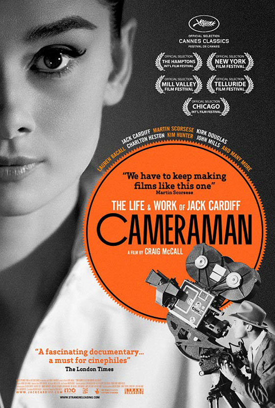Cameraman: The Life and Work of Jack Cardiff Poster #1