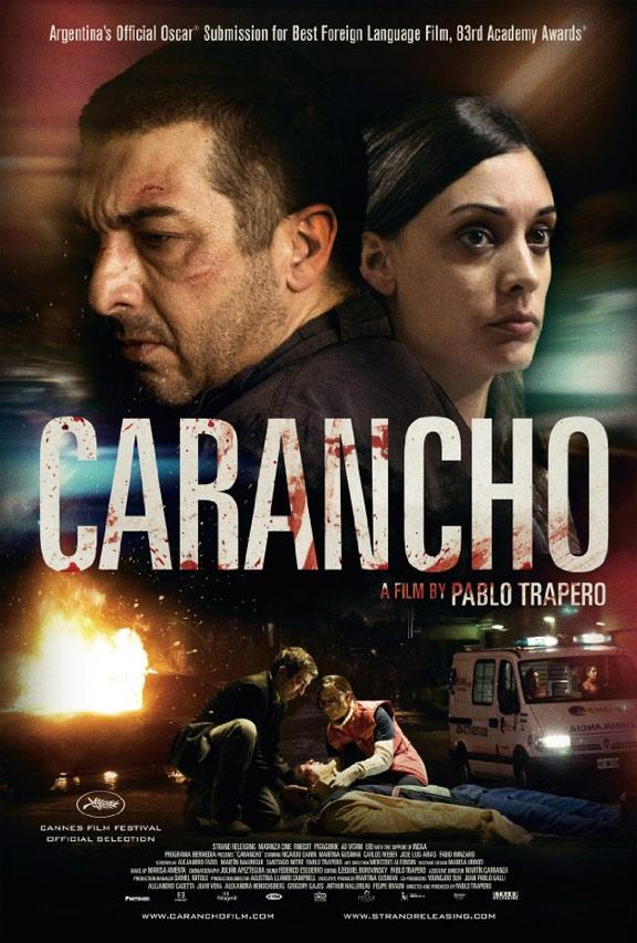 Carancho Poster #1