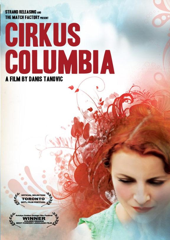 Cirkus Columbia Poster #1