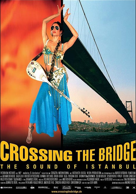 Crossing the Bridge: The Sound of Istanbul Poster #1